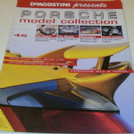 DeAGOSTINI Porsche Model Collection Magazine #46 Porsche 911 S Targa
